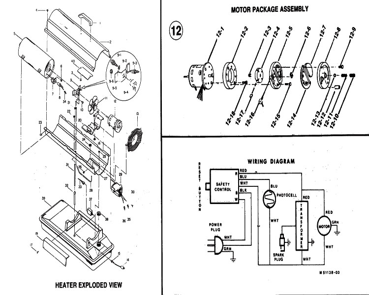 Devilbiss Wiring Diagram
